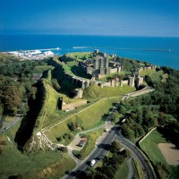dover20castle20in20kent20built20on20the20iconic20white20cliffs20